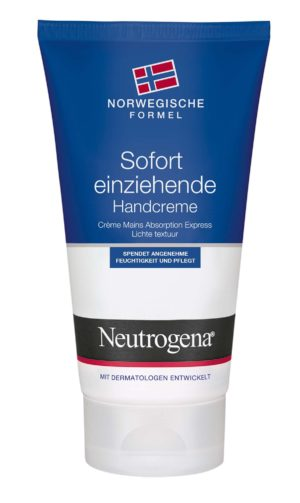 NEUTROGENA Crème mains absorption Express 75 ml