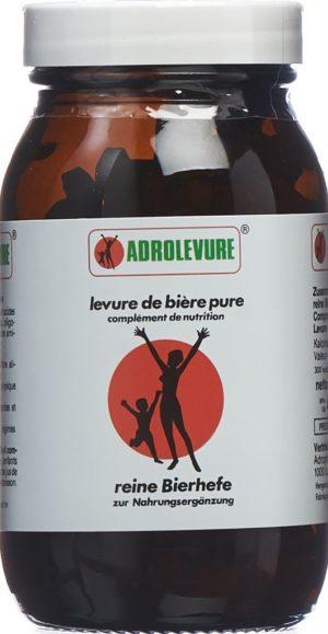 ADROLEVURE levure bière cpr verre 100 g