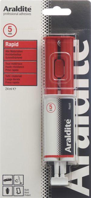 ARALDIT RAPID adhésif 2 ser dbl 12 ml