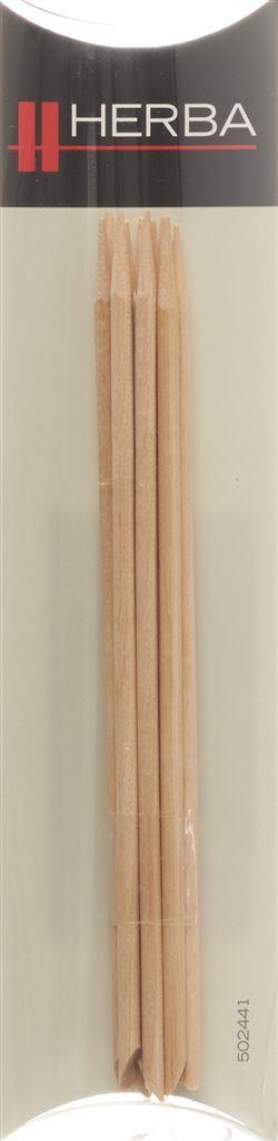 HERBA bâtonnets pour manucure 10 pièces 5335