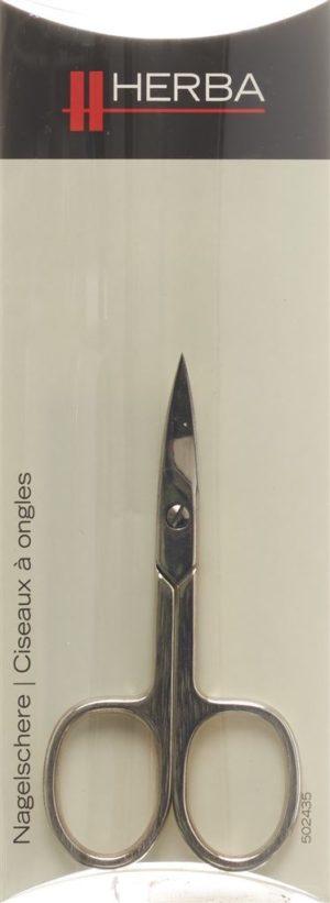 HERBA ciseaux ongles 9cm 5412