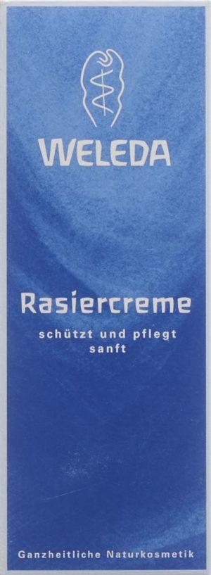 WELEDA crème raser moussant tb 75 ml