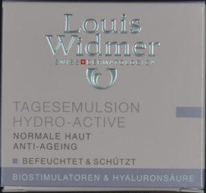 WIDMER Emulsion Hydro Activ Parf 50 ml