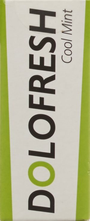 DOLOFRESH liq av tampon fl 10 ml