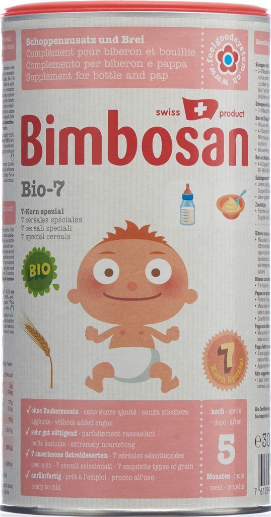 BIMBOSAN Bio-7 bte 300 g