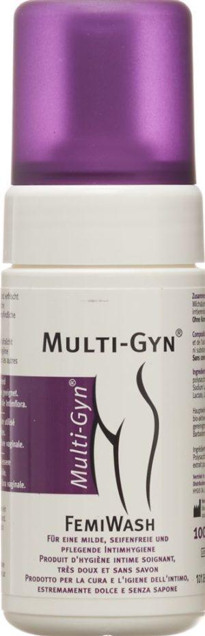 MULTI-GYN FemiWash mousse fl 100 ml