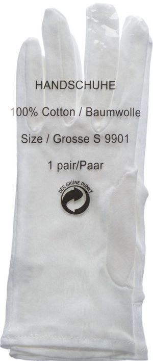 HAUSELLA gants de tricot S 1 paire
