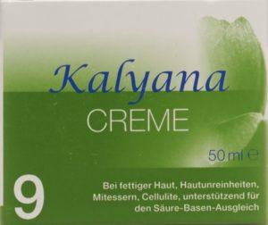 KALYANA 9 crème avec natrium phosphoricum