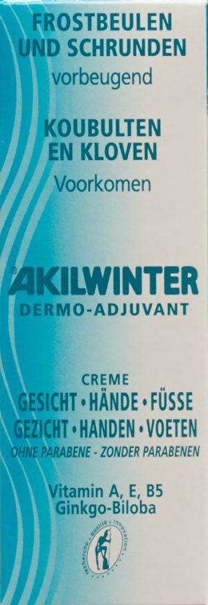 AKILEINE Dermo Akilhiver crème engelure 75 ml