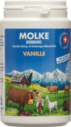 BIOSANA petit lait bonbons vanille