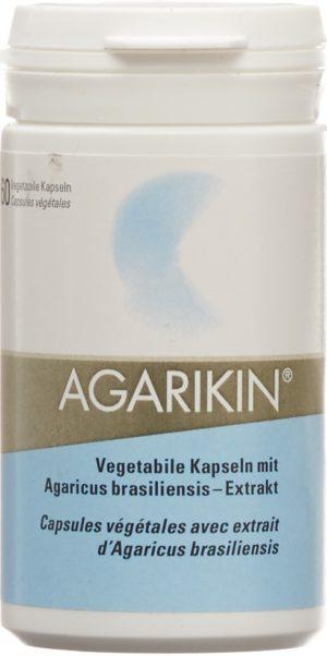 AGARIKIN extrait de champignon vital caps 60 pce
