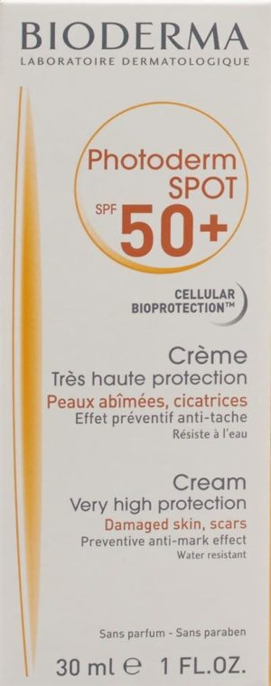 BIODERMA PHOTODERM Spot Creme Spf50+ 30 ml