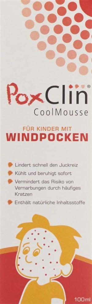 POXCLIN CoolMousse fl 100 ml