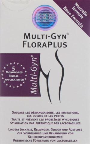 MULTI-GYN FloraPlus gel monodos 5 pce