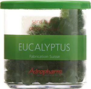ADROPHARM eucalyptus s suc pastill adouciss 140 g