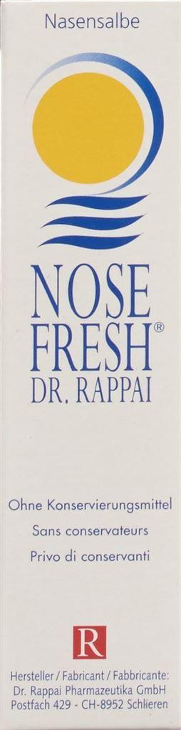 NOSE FRESH ong nasal 10 g