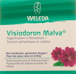 VISIODORON MALVA gtt opht 20 monodos 0.4 ml