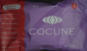 COCUNE charlottes shampooing&conditionneur