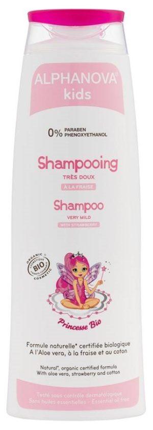 ALPHANOVA kids shampooing Princesse Bio 250 ml