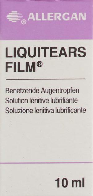 LIQUITEARS FILM gtt opht fl gtt 10 ml