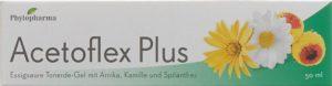 PHYTOPHARMA Acetoflex Plus gel tb 50 ml