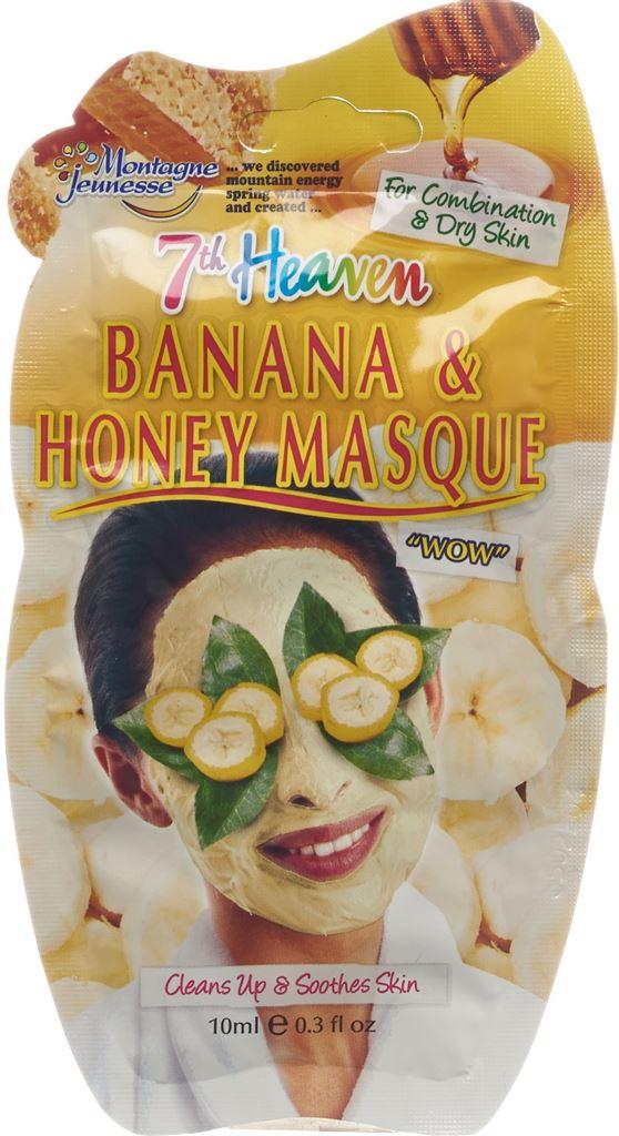 7TH HEAVEN masque banane et miel sach 10 ml
