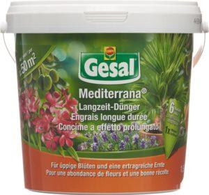 GESAL Mediterrana Engrais longue durée 1.5 kg