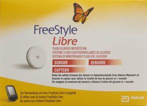 ABBOTT FREESTYLE Libre capteur