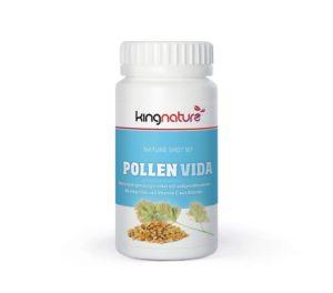 KINGNATURE Pollen Vida caps 90 pce