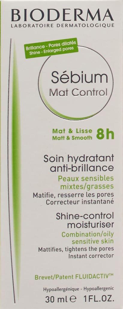 BIODERMA SEBIUM Mat Control 30 ml