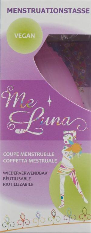 ME LUNA Coupe menstruelle Soft M rose
