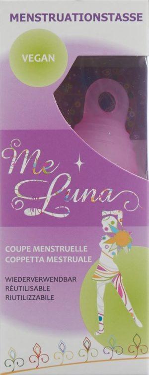 ME LUNA Coupe menstruelle Soft Shorty S rose