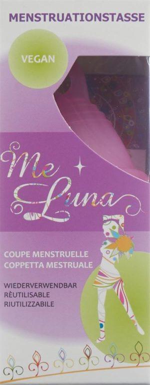 ME LUNA Coupe menstruelle Soft Shorty M rose