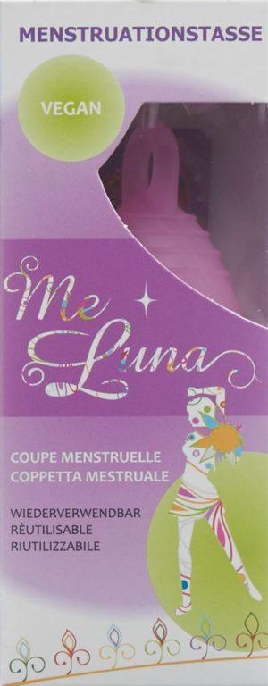 ME LUNA Coupe menstruelle Soft Shorty L rose