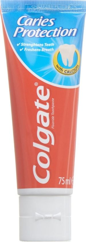 COLGATE Caries Protection dentifrice tb 75 ml