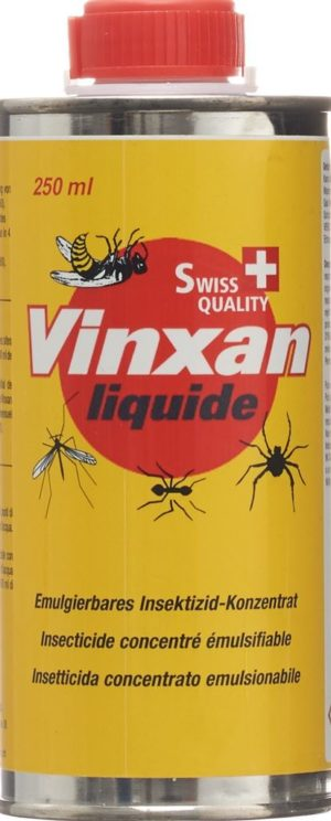 VINXAN liquide insecticide concentré 250 ml