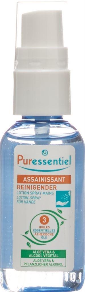 PURESSENTIEL assainissant lotion antibactéri