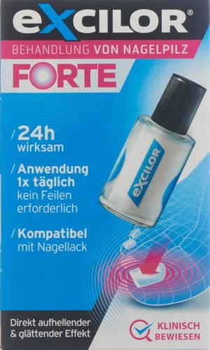 EXCILOR Forte sol 30 ml