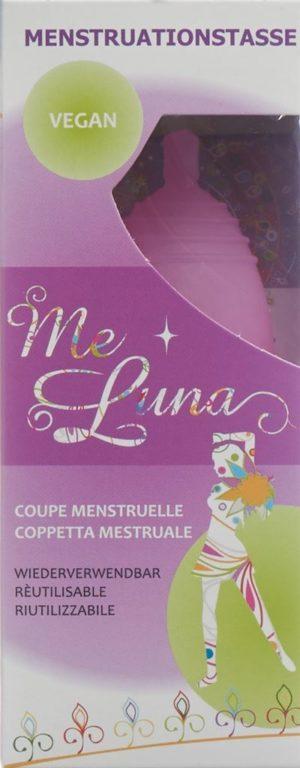 ME LUNA Coupe menstruelle Soft S boule rose