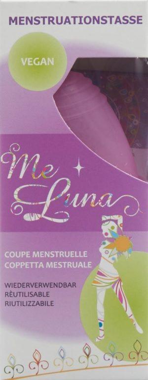 ME LUNA Coupe menstruelle Soft M boule rose
