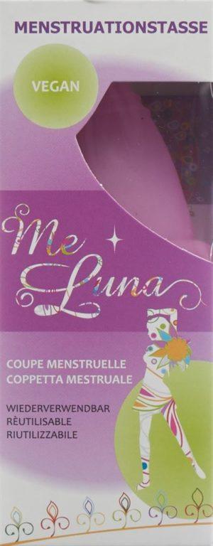 ME LUNA Coupe menstruelle Soft L boule rose