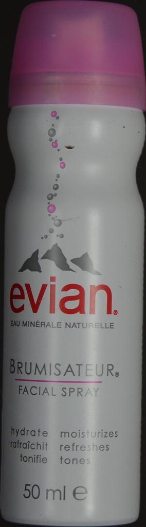 EVIAN brumisateur aéros 50 ml