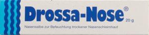 DROSSA NOSE ong nasal 20 g
