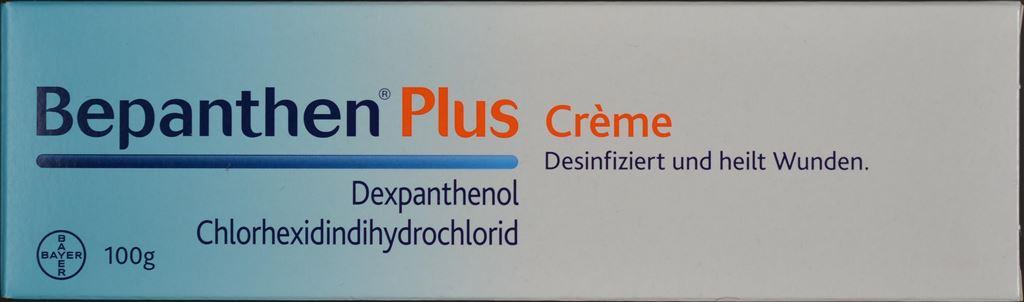 BEPANTHEN Plus crème 5 % tb 100 g
