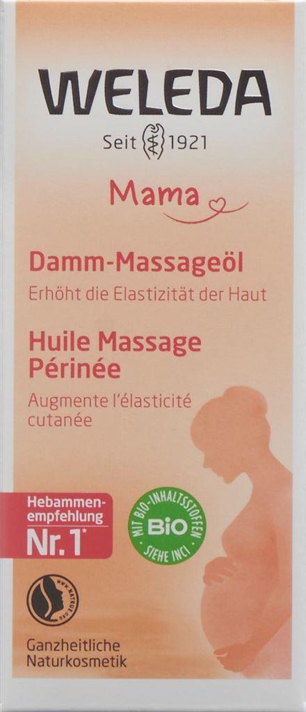 WELEDA huile massage pour le périnée fl 50 ml