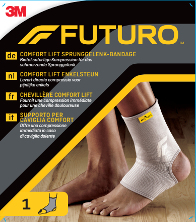 3M FUTURO Bandage Comf Lift chevillère L