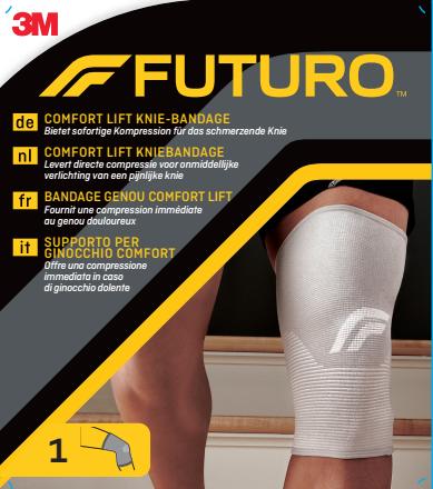 3M FUTURO Bandage Comf Lift genou M