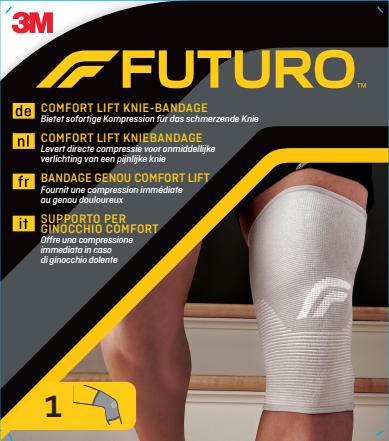 3M FUTURO Bandage Comf Lift genou S